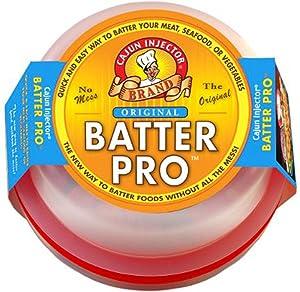Cajun Injector Batter Pro Bowl