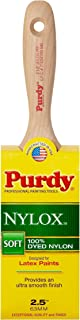 product image for Purdy 144324225 Nylox Series Pip Enamel/Wall Paint Brush, 2-1/2 inch