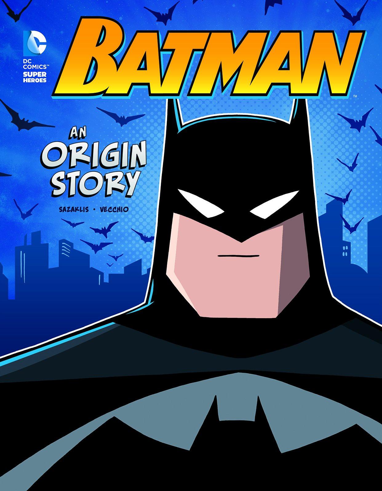 Batman: An Origin Story (DC Super Heroes Origins) pdf