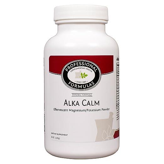 Magnus AlkaCalm Effervescent Magnesium/Potassium Powder