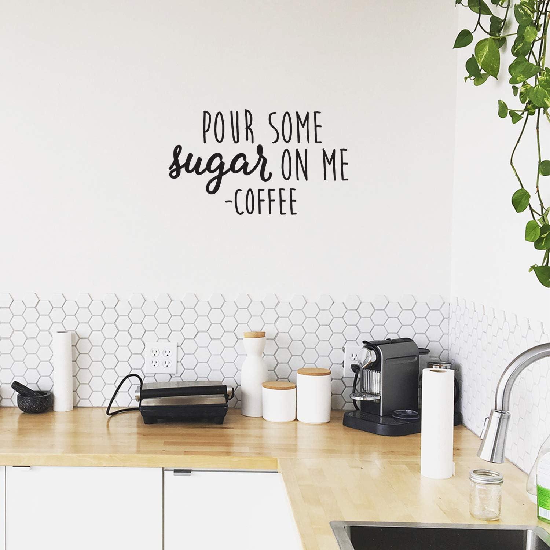 NAUGHTY CORNER vinyl wall art sticker decal home saying kids fun nursery decor