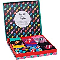 Happy Socks Men's Rolling Stones 6-Pack Sock Box Set
