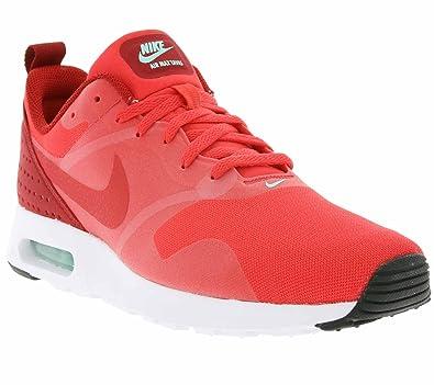 Nike Mens Air Max Tavas Red Mesh Trainers 9 US