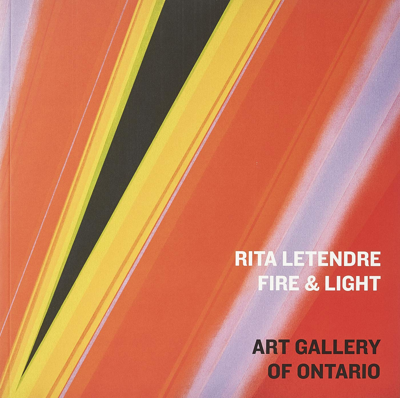 Rita Letendre Fire /& Light