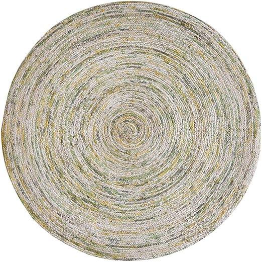 Amazon.com: QDY-Area Rugs Carpet Living Room Jute Hand-Woven ...