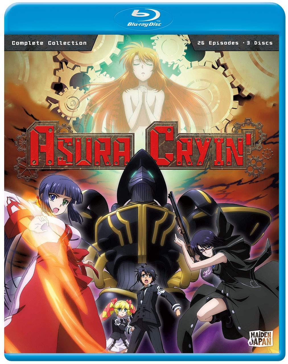 Asura Cryin' Blu-ray (Sub Only)