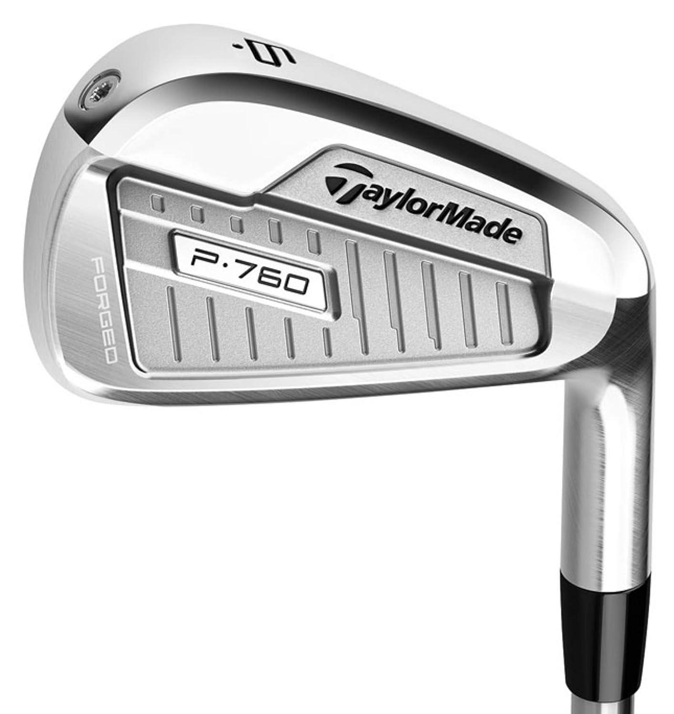 TaylorMade Golf P760 P 760 アイアン 4-6-8-AW 4 クラブ ダインゴールド 105 エクストラスティフ 左利き用 B07JR256VL