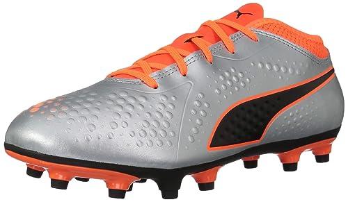 Puma 104782 01 Zapatos de Futbol Unisex niños  Amazon.com.mx  Ropa ... 73cc4bbe10988