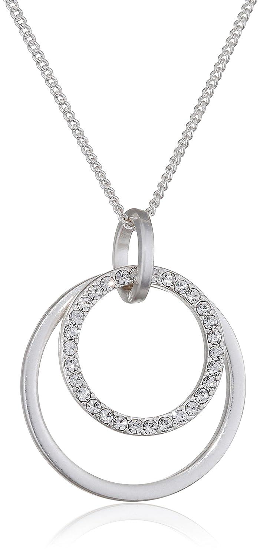 4fach Schmuckset,Halskette,Armband,Ring,Ohrringe,Silber plattiert