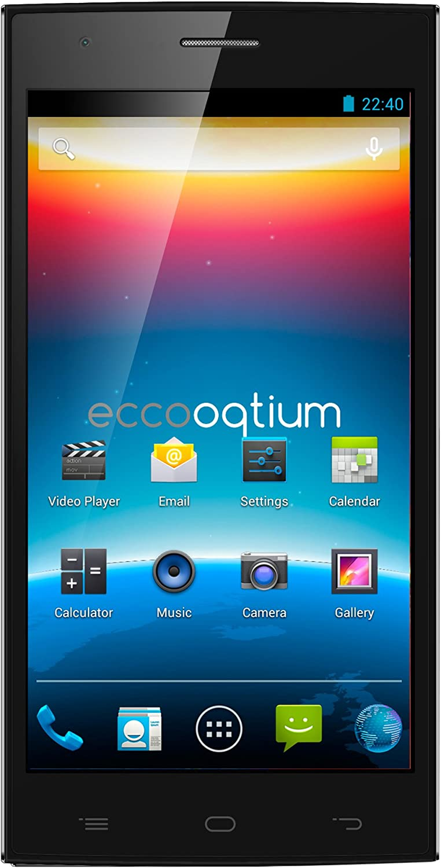 i-Joy Eccooqtium 5.5 Plus - Smartphone de 5.5