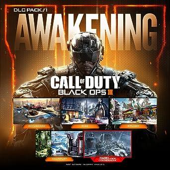 Amazon Com Call Of Duty Black Ops Iii Awakening Dlc Ps3