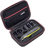 RLSOCO Carrying Case for Philips OneBlade Hybrid Trimmer & Shaver - Philips QP2520/30, QP2530/30, QP2520/25