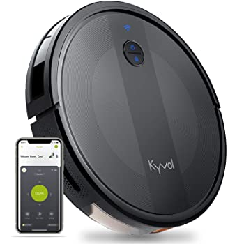 Kyvol Cybobac E20 Robot Vacuum for Berber Carpet