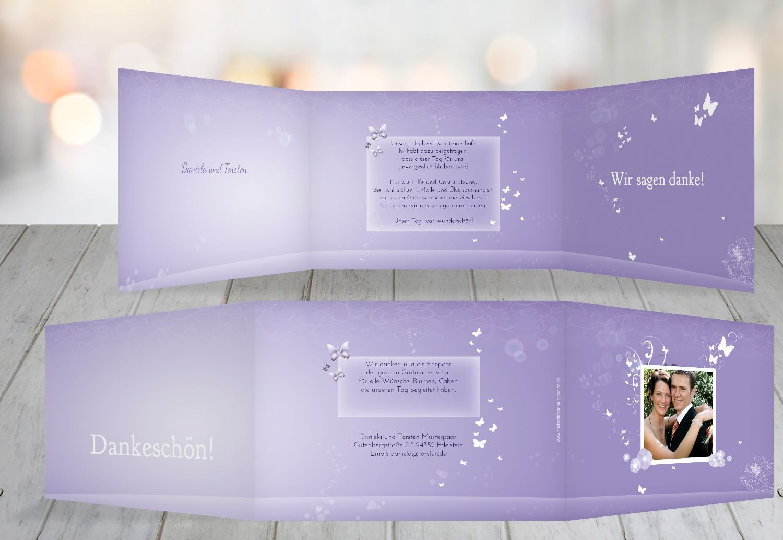 Kartenparadies Danksagung für Hochzeitsgeschenke Hochzeit Hochzeit Hochzeit Danke Dream, hochwertige Danksagungskarte Hochzeitsglückwünsche inklusive Umschläge   20 Karten - (Format  148x105 mm) Farbe  LilaFlieder B01N6THPS6 | Moderater Preis  | Viele  6af4ae