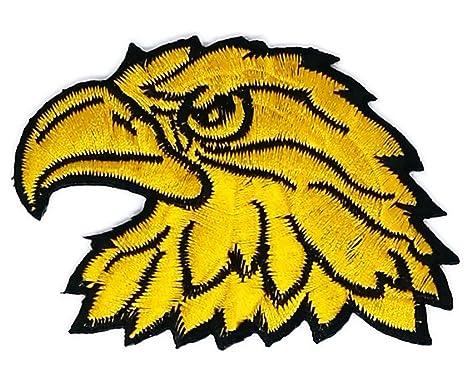 Hawk águila bordado parche ideal para tu de adorno Jeans, sombreros