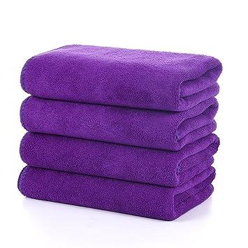 ZYTC toallas de microfibra para limpiar el coche con detalle, lavado de cera, secado
