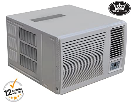 Prem-I-Air EH0537 12000 BTU DC Inverter Window Air