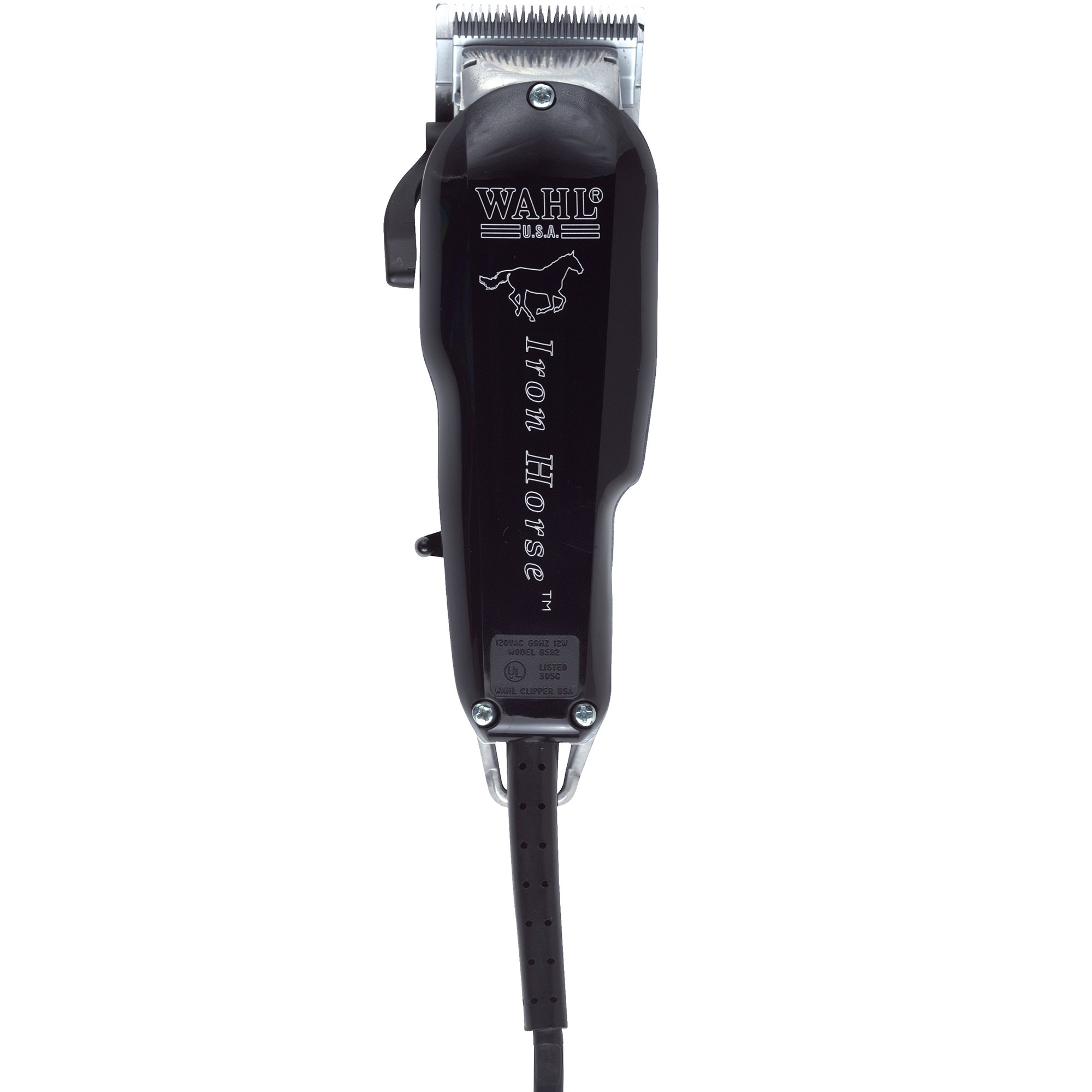Wahl Professional Animal Iron Horse Equine Clipper For Trimming & Light Body Clipping #8582-100