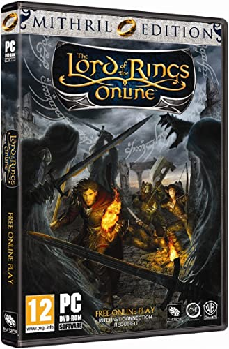 Lord of The Rings Online: Mithril Edition (PC DVD ...