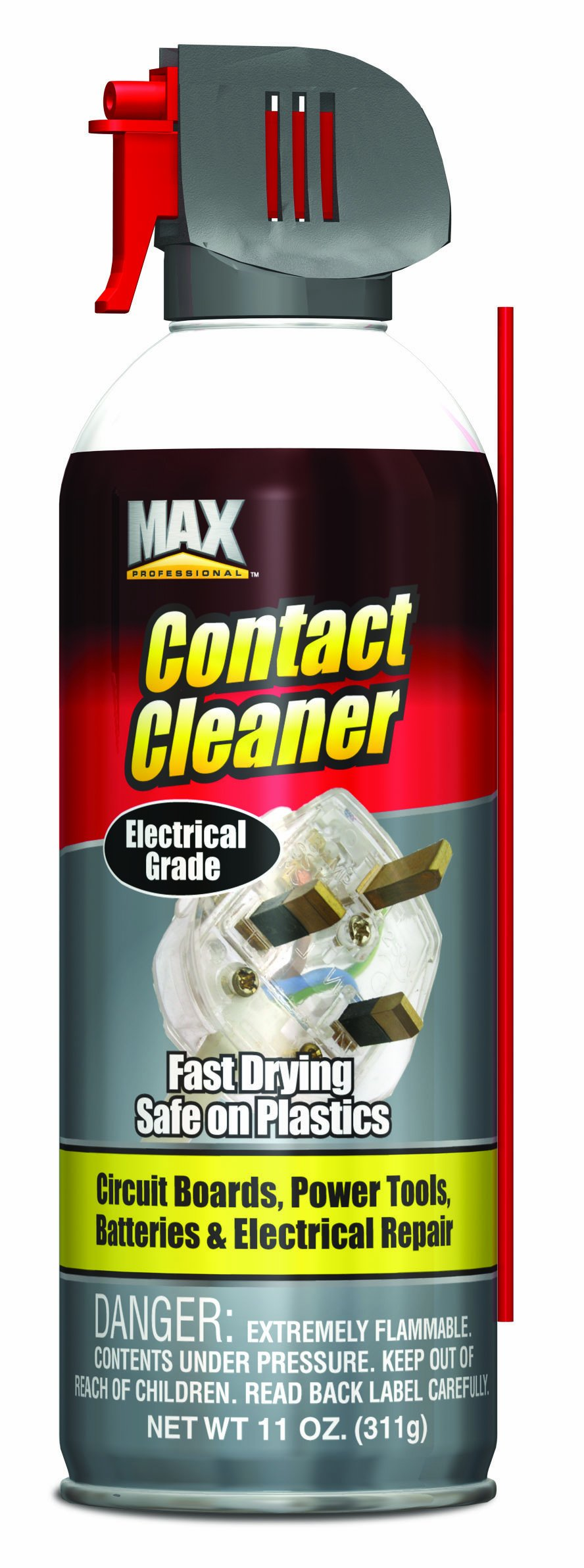 Max Professional 2015 Contact Cleaner (DPC) - 11 oz. by Max Professional