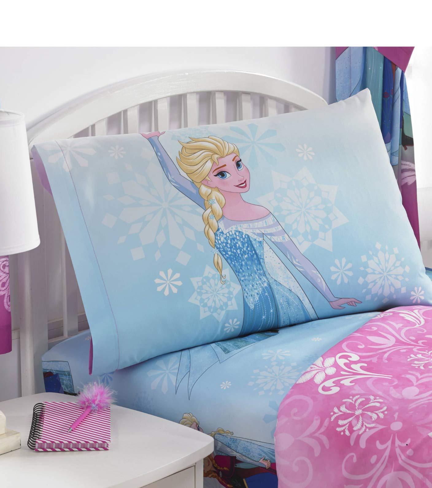 Disney Frozen 4 Piece Full Sheet Set