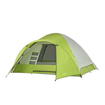 Wenzel 6 Person Portico Tent Green  sc 1 st  Amazon.com & Amazon.com : Wenzel Portico Tents : Sports u0026 Outdoors