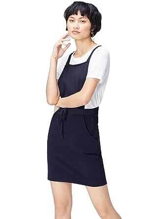 Marca Amazon - find. Peto de Falda para Mujer: Amazon.es: Ropa y ...