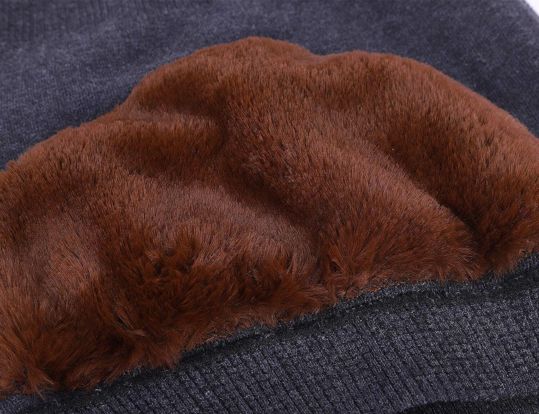 Faja de invierno para el abdomen hombre de lana de cachemira para mujer transpirable el/ástica