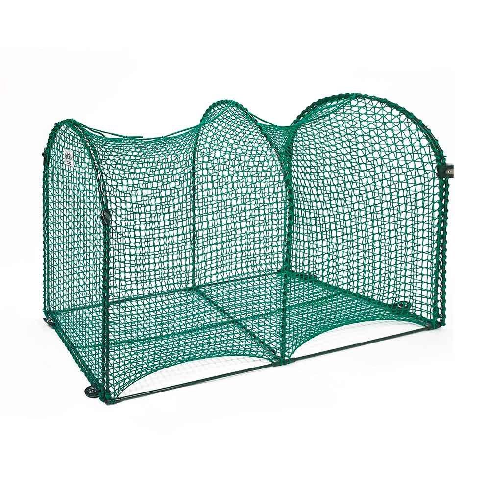 Deck & Patio Outdoor Cat Enclosure - 48x18x24,Green