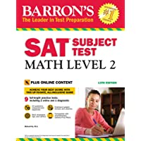 Barron's SAT Subject Test: Math Level 2 with Online Tests