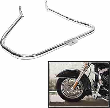 Bouchon de r/éservoir Pop-Up pour Harley-Davidson Heritage Softail Classic 00-17 Chrome