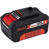 Einhell 4511396 Power X-Change - Batería de repuesto (18 V, 4,0 Ah, tiempo de carga de 60 minutos)