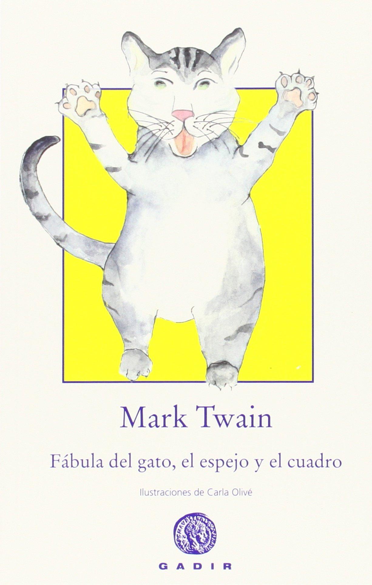 F�bula del gato, el espejo y el cuadro (Spanish) Paperback – 2013
