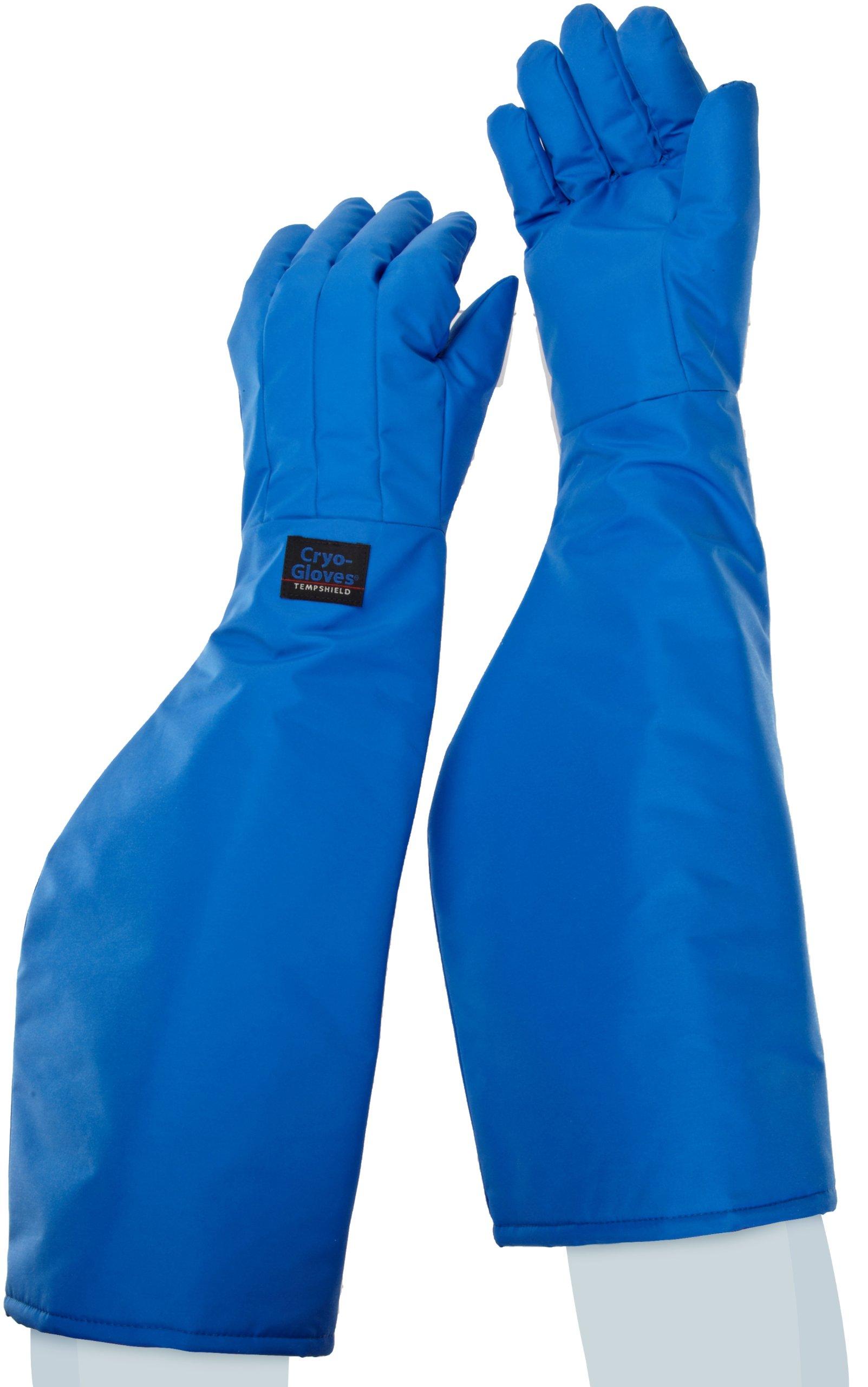 Cryo-Gloves SHXL Cryogenic Gloves, Shoulder Length, Extra Large