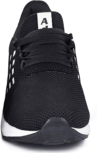 ADDOXY Running Shoes Men Super Lightweight Comfortable Tennis Shoes Fashion Mesh Breathable Casual Road Running
