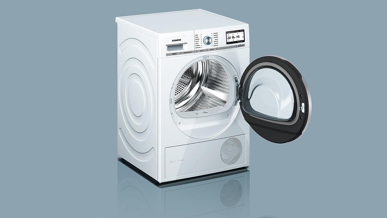 Siemens iq800 wt47y701 isensoric premium wärmepumpentrockner a 8