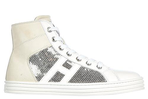 scarpe hogan rebel bimba