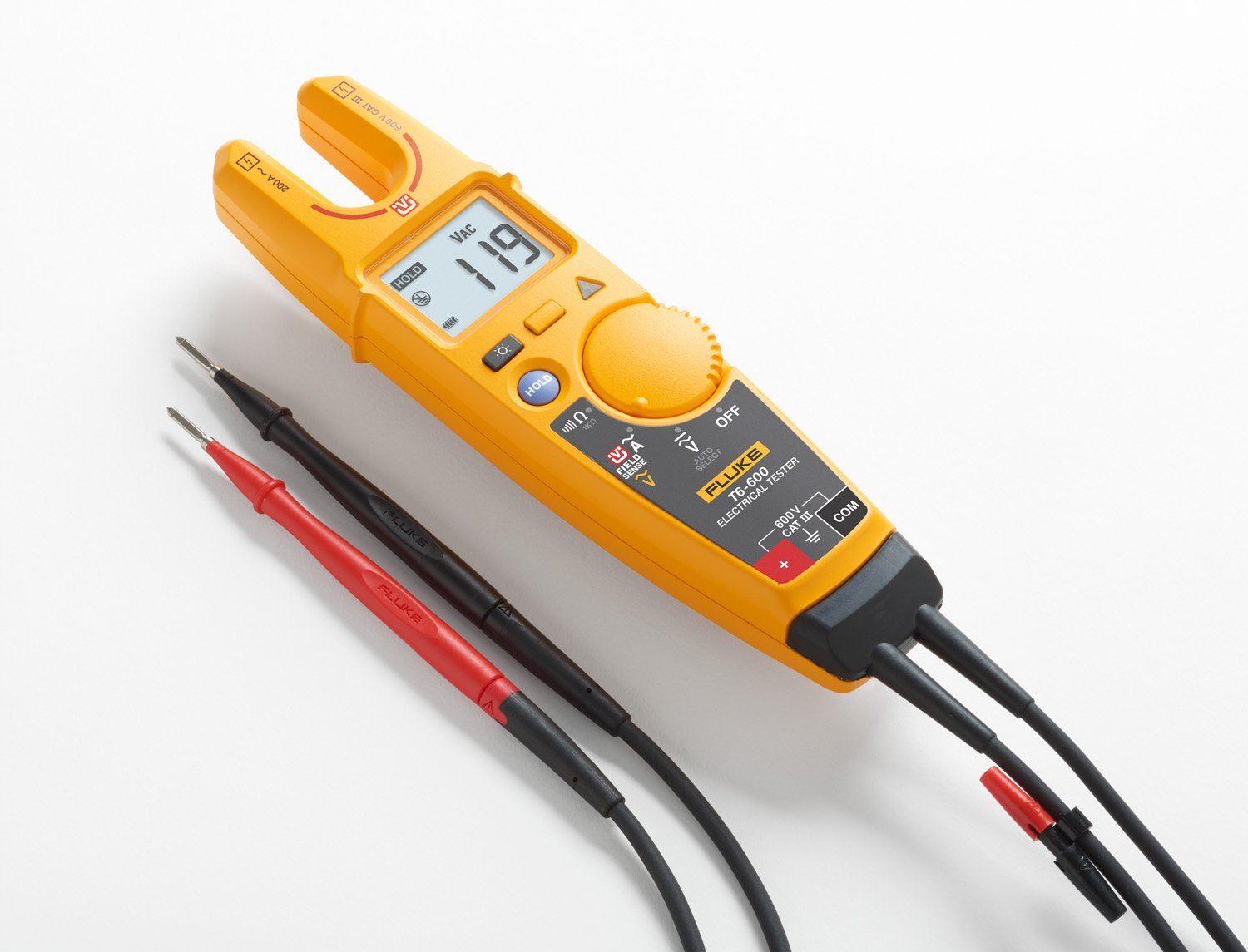 Fluke T6 Sound Smizona Open Circuit Using A 2ac Noncontact Voltage Detector Youtube 4910331 600 Electrical Tester With Field Sense Technology Amazoncom