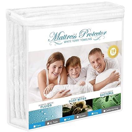 Amazoncom Adoric Mattress Protector Full Size Waterproof Mattress