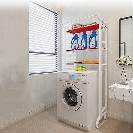 XRXY Soporte de la lavadora del acero inoxidable / estantes ...