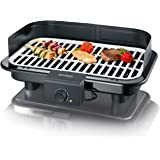 Severin Barbecue Grill, Nero, 50.8 x 39.8 x 12.4 cm, PG 8530