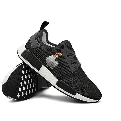 Cute Chicken Man Sports Running Shoe Sports Running Sneakers