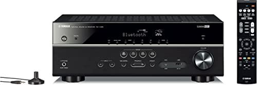 Yamaha RX-V385 5.1-Channel 4K Ultra HD AV Receiver