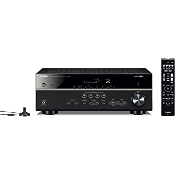 powerful RX-V385 1-Channel