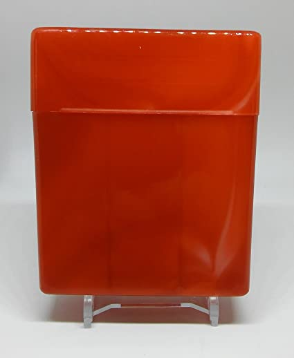 Amazoncom Ksi Red King Size Flip To Open 27 Count Cigarette Case