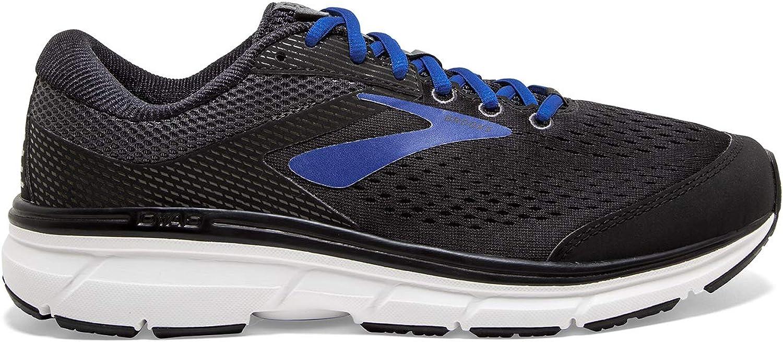Brooks Men s, Dyad 10 Running Sneaker – Wide Width