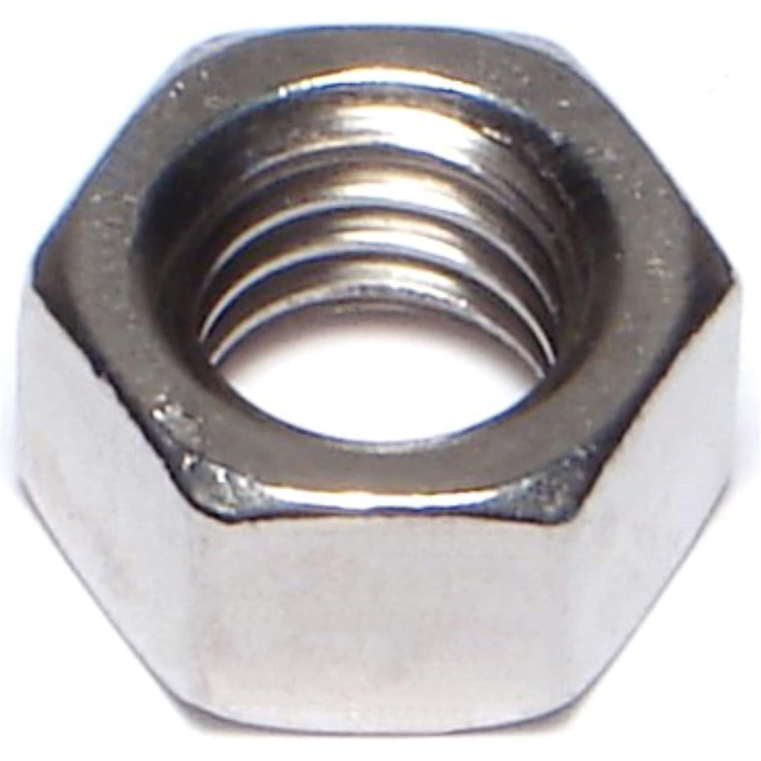 Hard-to-Find Fastener 014973181246 Coarse Finished Hex Nuts 3//8-16 Piece-50