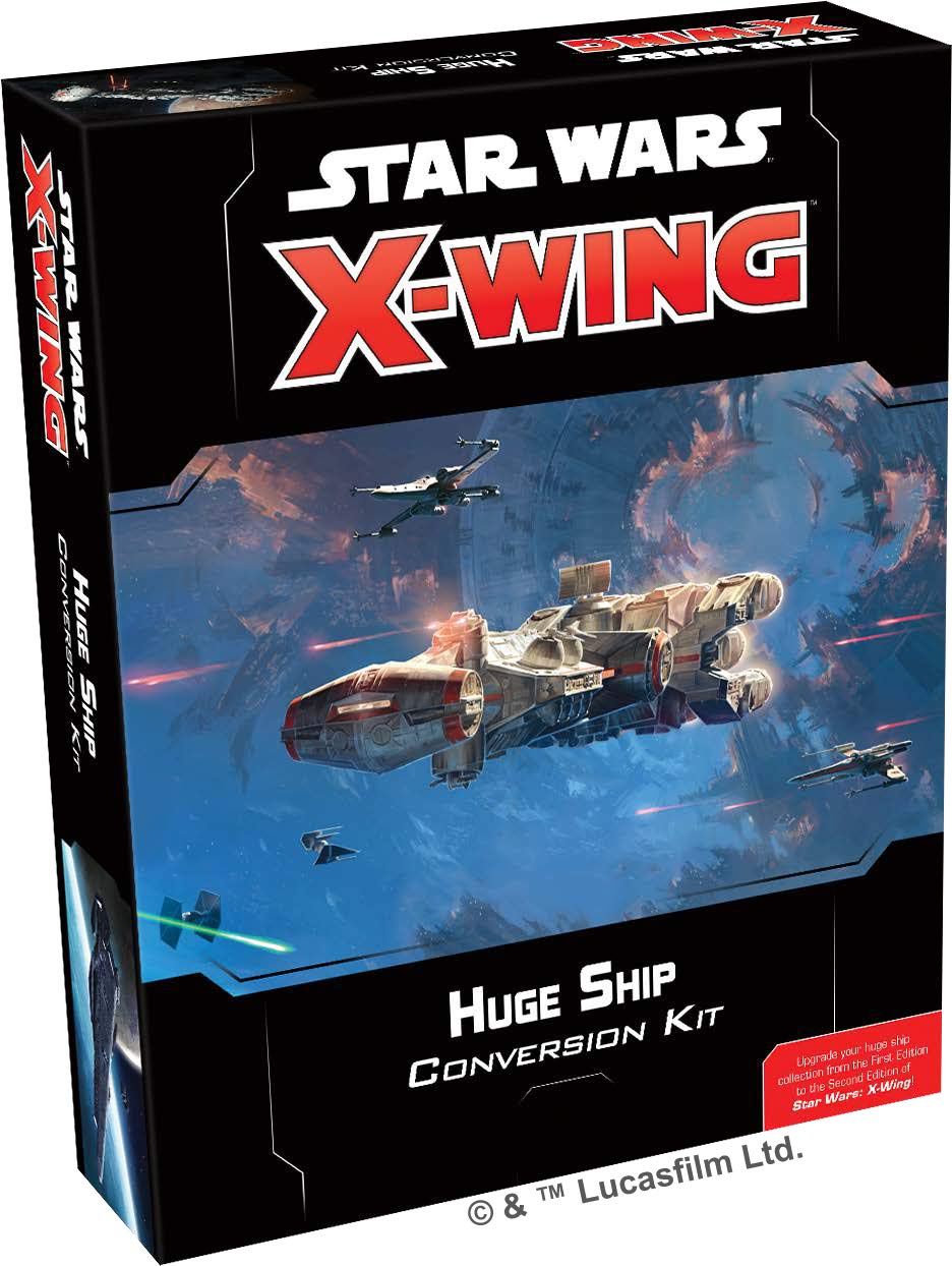 : Star Wars X Wing: 2nd Edition Huge Ship