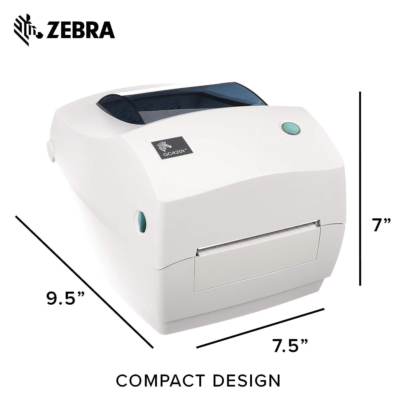 GC420-100510-000 Zebra GC420T Barcode Printer P//N