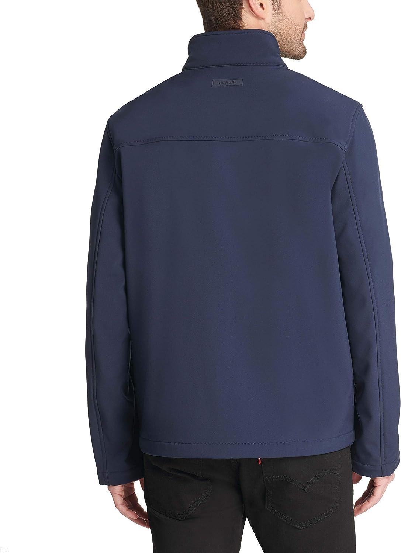 Regular /& Big-Tall Sizes Tommy Hilfiger Mens Classic Soft Shell Jacket